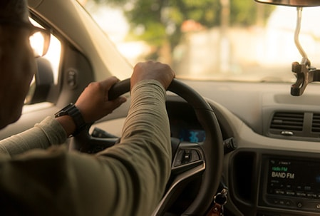 Führerschein-Sehtest